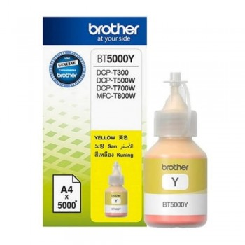 Brother BT-5000Y Yellow Ink Tank