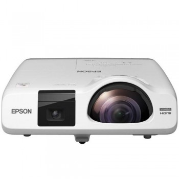 Epson EB-536Wi Short-throw Interactive (WXGA/3400lm) LCD Business Projector (Item No: EPSON EB-536WI)