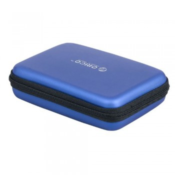 "Orico PHB-25 2.5"" HDD Protection Box With Net Packet Design - Blue"