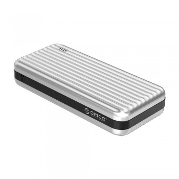 Orico 20000mAh Suitcase-style Power Bank with LED Indicator