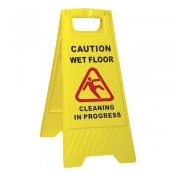 Caution Sign (Large) CLEANING IN PROGRES